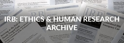 IRB Archive