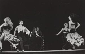 1963. Joffrey. Ailey Feast of Ashes.