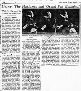1969. NYT Review. By Clive Barnes.